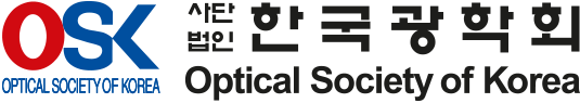 OSK OPTICAL SOCIETY OF KOREA 사단법인 한국광학회 Optical Society of Korea