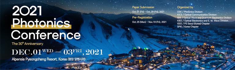2021 Photonics Conference